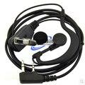 Kirisun radio de dos vías PT558 walkie talkie auricular de gancho auriculares