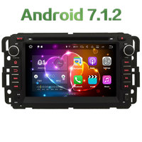 4G WIFI Android 7 1 2 2GB RAM DAB SWC Car DVD Multimedia Player Radio For