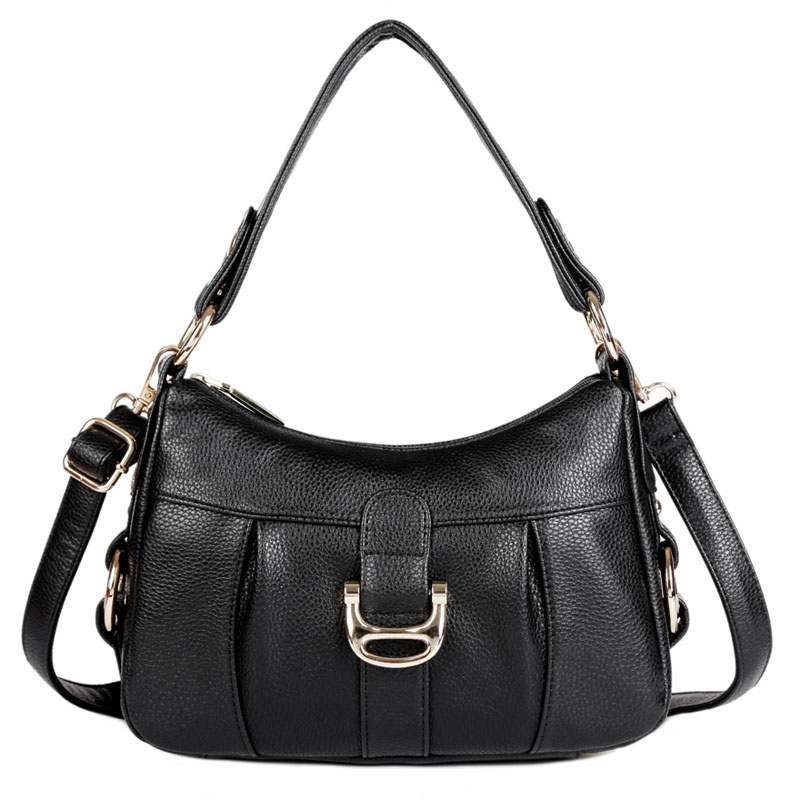 Aibkhk Handbags Women Bags Designer Leather Ladies Shoulder Casual Crossbody Soft Top-Handle BagsAibkhk Handbags Women Bags Designer Leather Ladies Shoulder Casual Crossbody Soft Top-Handle Bags