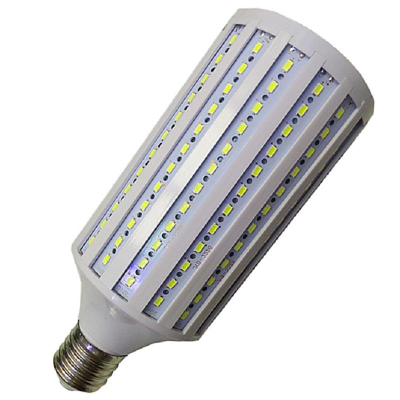 Ultra Bright 80W B22 E27 E40 LED Corn Lamp Bulb 5730 110V-240V Warm Cold White Lighting High Luminous Spotlight Chandelier Light pf 0 95 e40 led high bay light lamp 27w 5730 5630smd 360 degree warm cold white ac110v 220v 230v 240v 85v 265v 2pcs lot