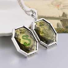 Harry Potter Locket Necklace
