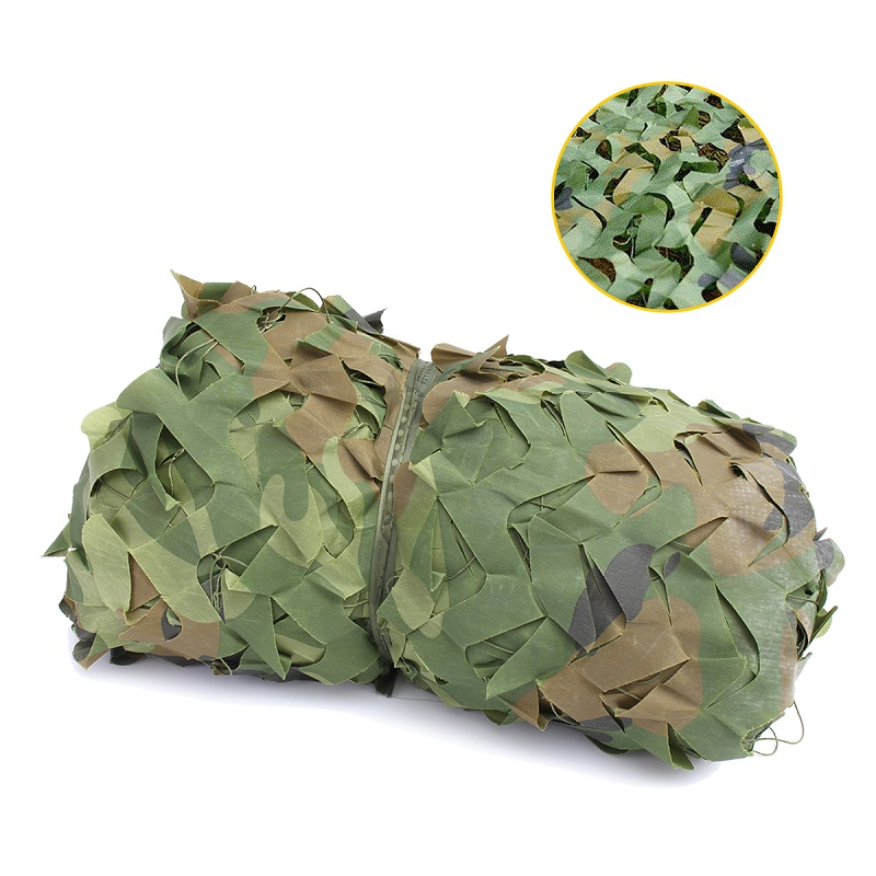 10M x1.5M Oxford Fabric Camouflage Net Camo Netting Hunting//Shooting Hide Army