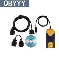 QBYYY 2013-II Actia MultiDiag VCI with Crack Actia multi diag software II-2013 Multidiag Actia J2534 2013.2
