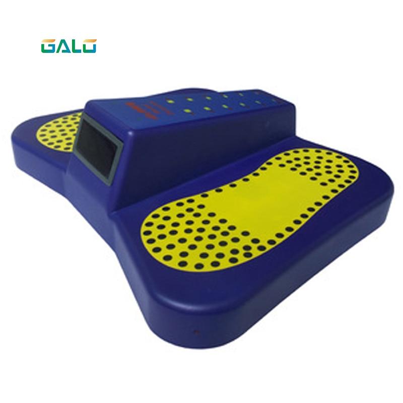 New 2019 Sole Metal Detectors Shole Scanner Bottom Feet Metal Detectors High Efficiency Metal Shoes Detectors