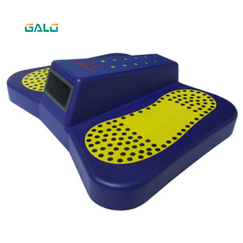 Shoes Sound And Light LED Alarm High Sensitivity Sole Metal Detector For Foot Scanner Safety Checking