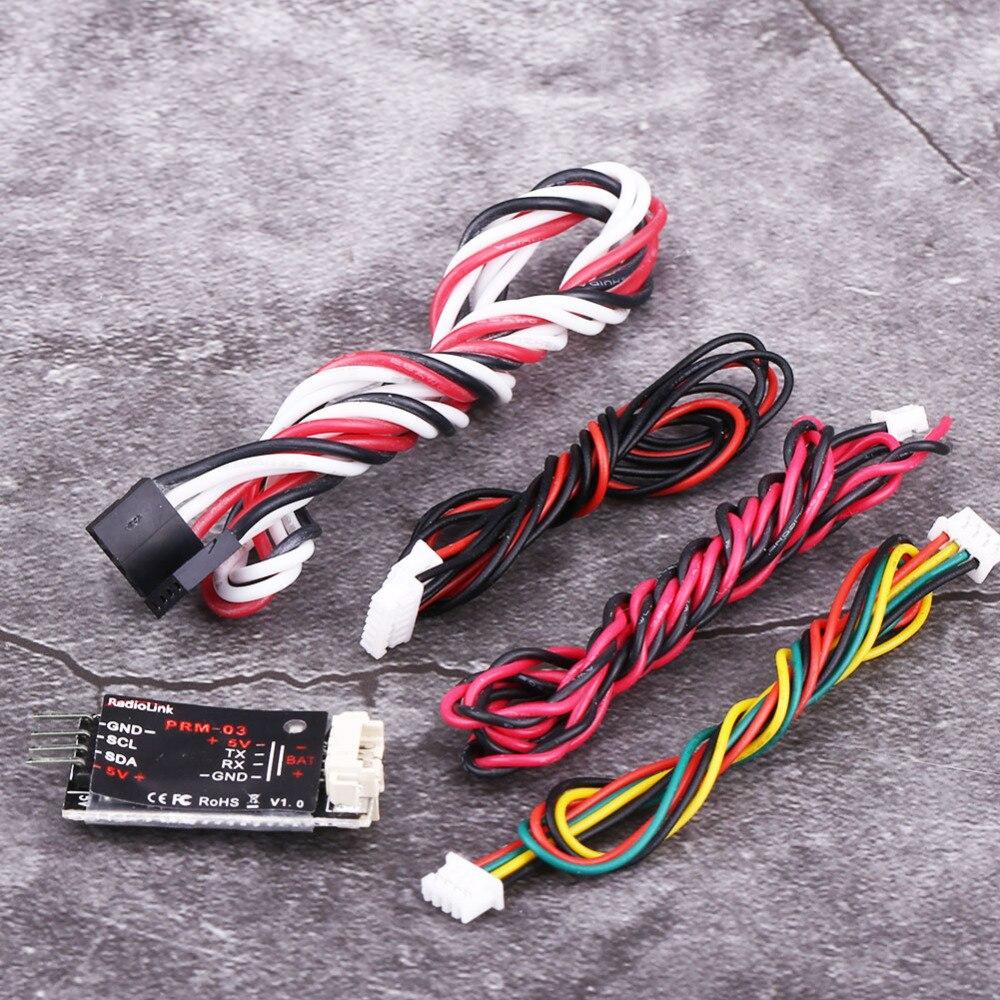 OSD Information Telemetry Return Module PRM-03 For APM ,PIX flight Controller for R9D R9DS R10D R10DII R10DS R12DS RC Receiver