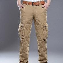 Men Pants Combat Trousers SWAT Army Military Pants Men Cargo Pants For Men Military Camouflage Style Casual Pants