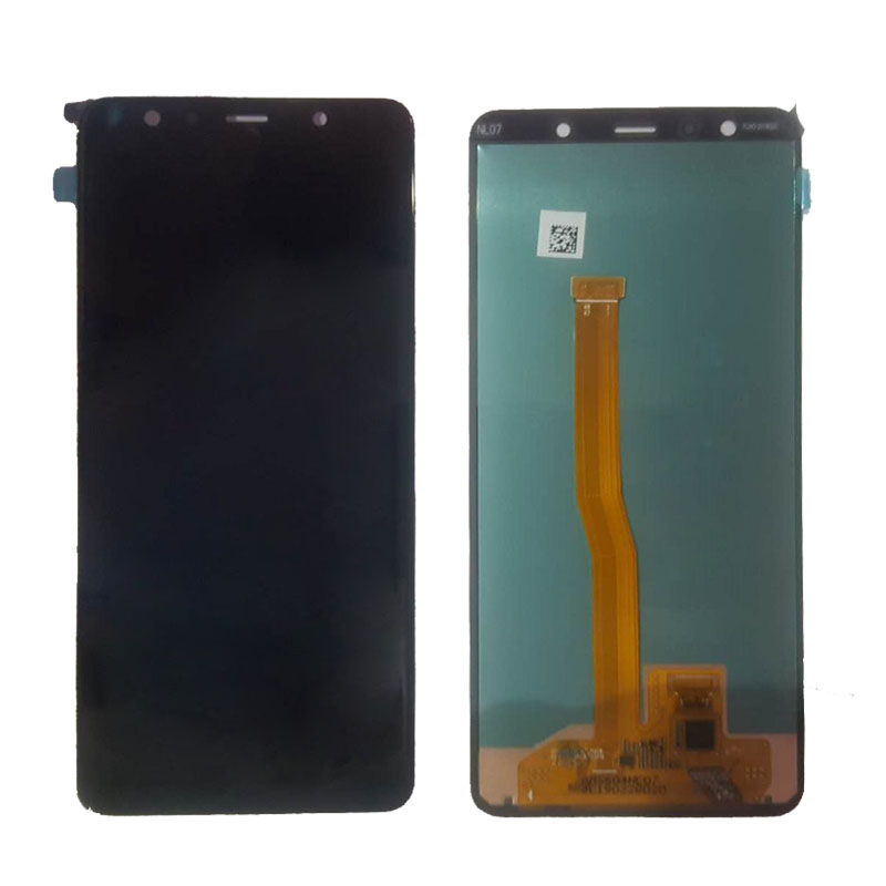 LCD For SAMSUNG GALAXY A7 2018 A750 A750F SM-A750F LCD Display Touch Screen Digitizer Assembly Replacement For SAMSUNG A750 LCDLCD For SAMSUNG GALAXY A7 2018 A750 A750F SM-A750F LCD Display Touch Screen Digitizer Assembly Replacement For SAMSUNG A750 LCD