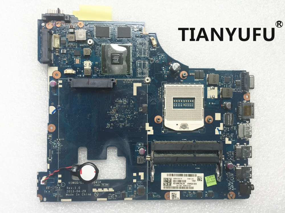 VIWGQ GS LA 9641P G510 Laptop Motherboard for Lenovo G510 motherboard with ATI Radeon R5 M230