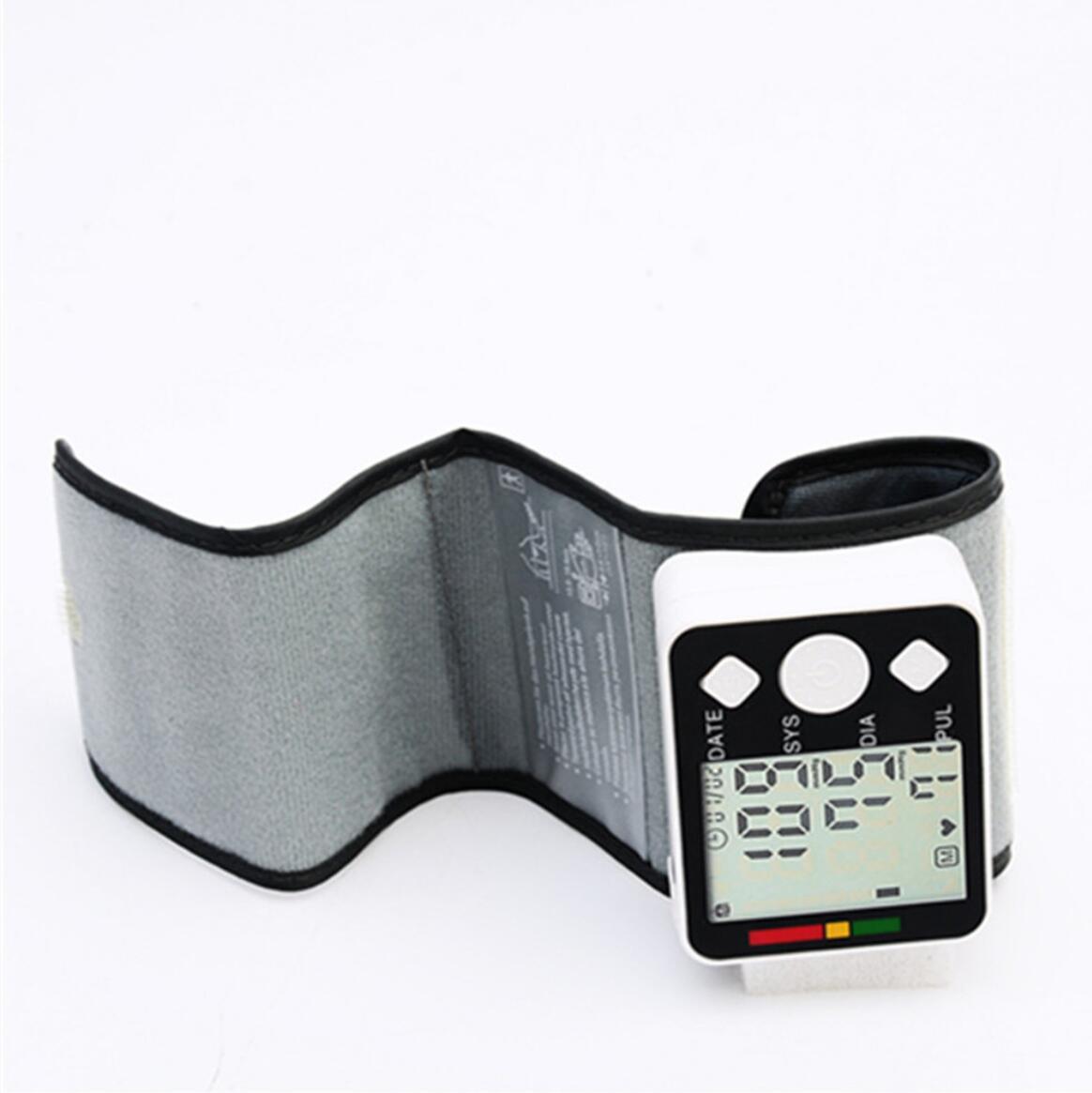 Image 5 - tonometer on the wrist blood pressure meter Monitor Digital Tonometer & Pulse Meter Health Care Sphygmomanometer diagnostic tool-in Blood Pressure from Beauty & Health