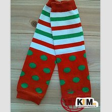 Cotton Wholesale Free shipping EMS Christams leg warmers arm warmer leggings multicolor 48pairs/lot