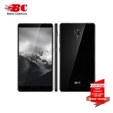 Original Lenovo ZUK Bord 4G LTE téléphone portable 4G RAM 64G ROM Snapdragon 821 2.35 GHz Quad Core 5.5 pouces FHD 1920×1080 P 13.0MP Caméra