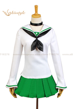 Kisstyle Fashion Girls und Panzer Kawashima Momo Uniform Cosplay Clothing Costume
