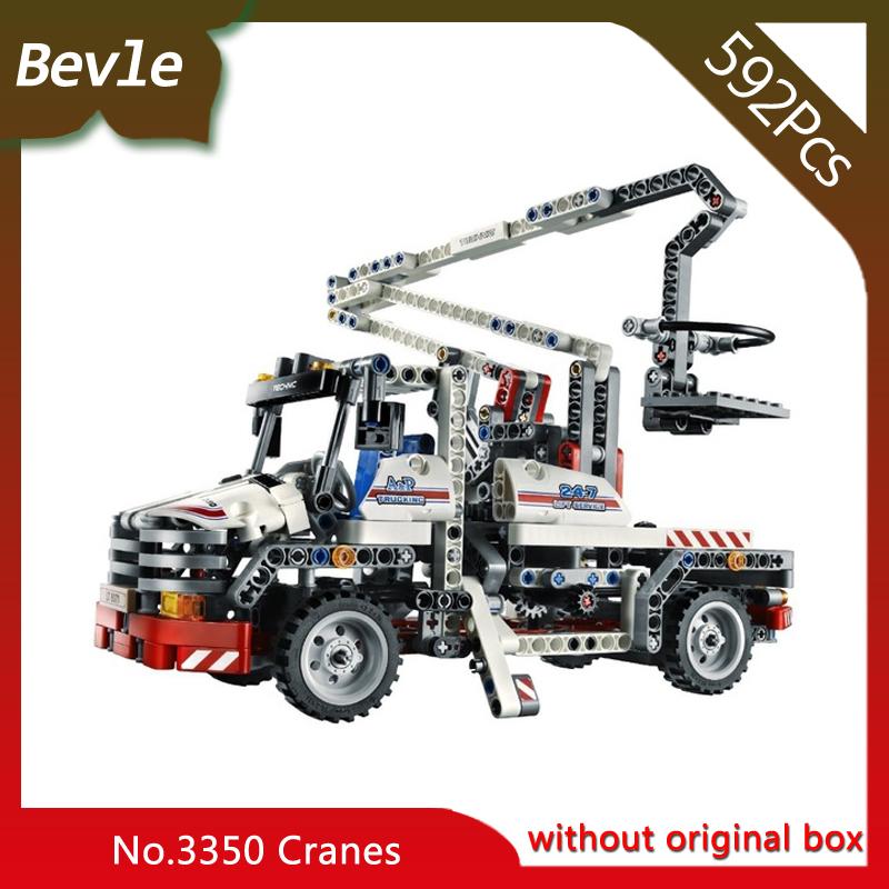 Doinbby Store  3350 592Pcs Technic Series Site crane Model Building Set Blocks Bricks Children For Toys Decool Gift site forumklassika ru куплю баян юпитер