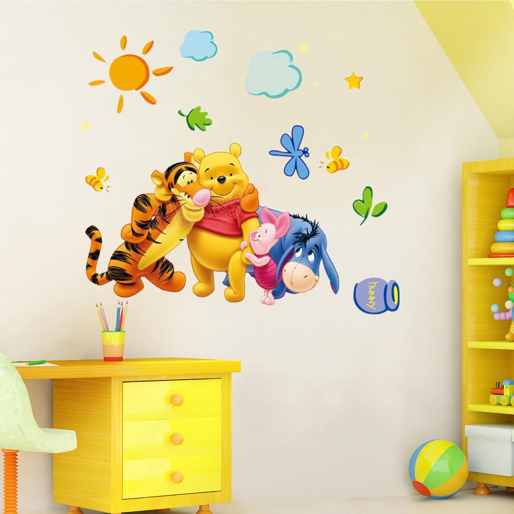 Compra winnie pooh online al por mayor de china - Habitacion winnie the pooh ...