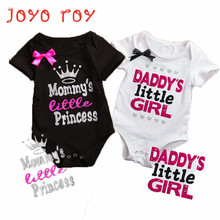 Joyo roy Baby girls Clothing cotton rompers  summer Clothes jumpsuits&pajamas Childrens clothing suits 0-24M dj0013R