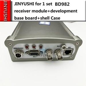 Image 1 - 1 סט חדש עבור טרימבל BD982 מקלט בסיס כבל tester ההפרש RTK גבוהה דיוק כפול אנטנת GPS l1 l2/GLONASS/גלילאו/BD