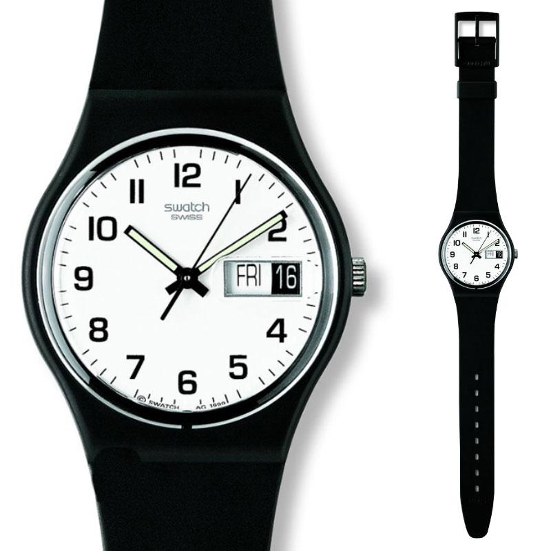 Swatch watch Color password couple men and women quartz watch GB743
