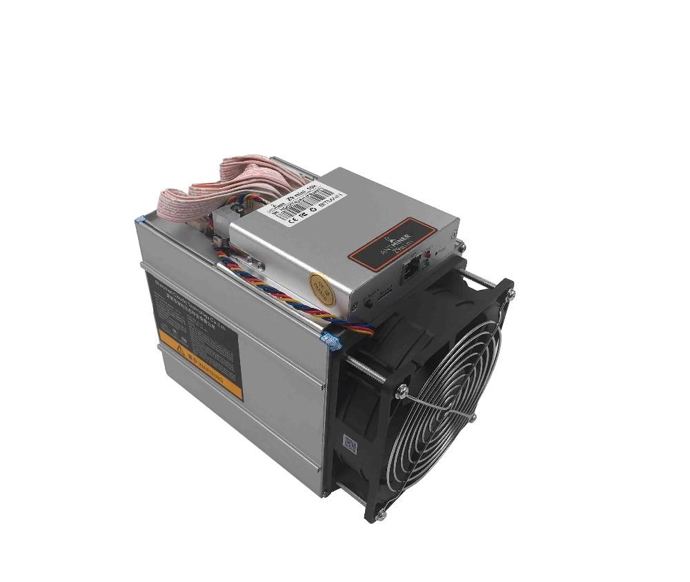 ZCASH ASIC Miner  Old Miners AntMiner Z9 Mini 10k Sol/s Equihash Mining Machine Overclocking To 12K 13K 14K  DHL 7-15 Deliver