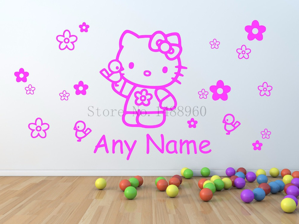 Hello Kitty Stickers For Walls Idea Part 34