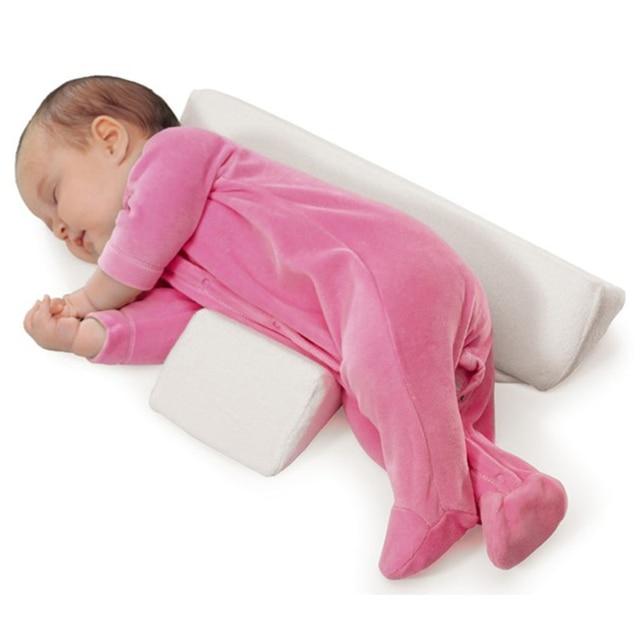 Baby Pillow Newborn Baby Infant Sleep Positioner Prevent