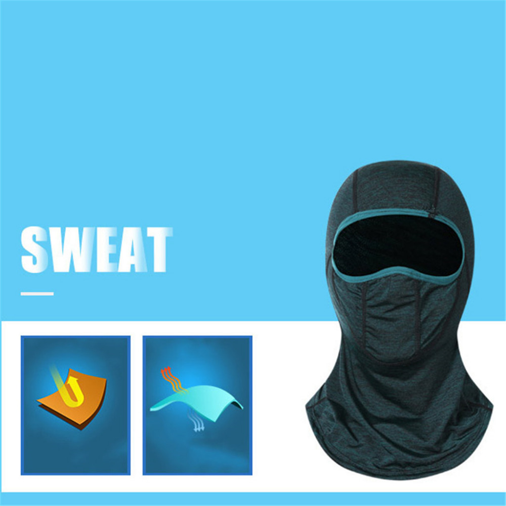2019 Men and women ice silk sunscreen hood breathable hood outdoor sports bike running mask summer face shield quick dry 40M20 (7)