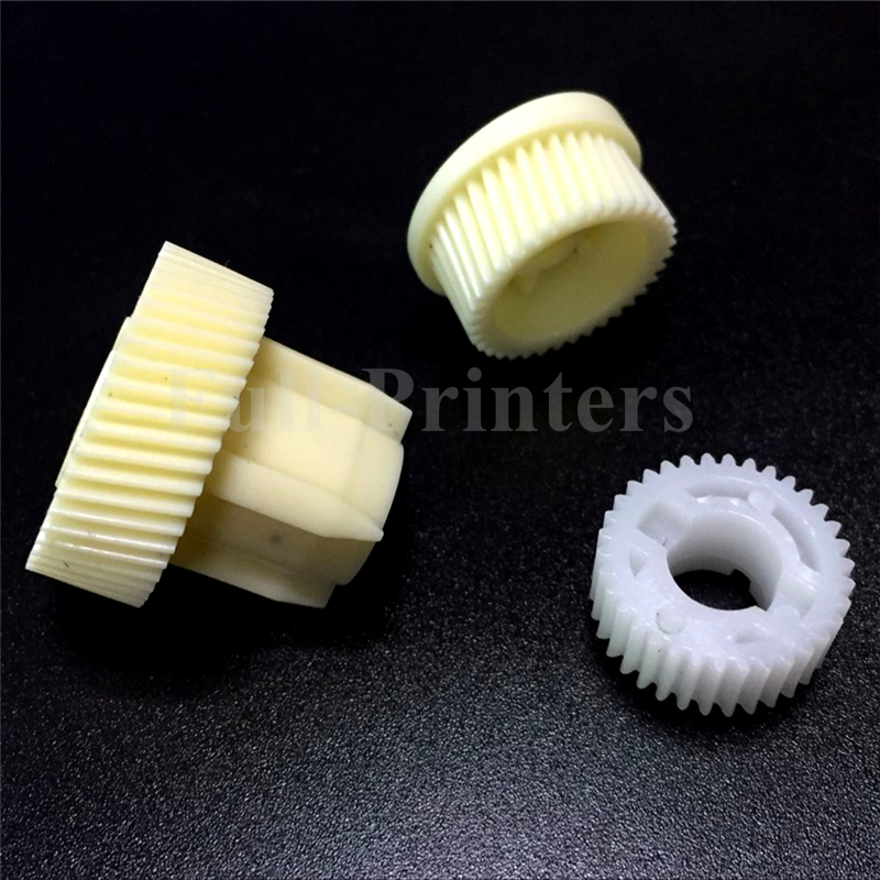 37T Cam Gear in Transfer Belt Unit AB01-4176, 49T Transfer Unit Joint Gear B065-3872 for <font><b>Ricoh</b></font> <font><b>Aficio</b></font> <font><b>1075</b></font> 2075 2060 1060 image