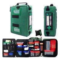 255 шт удобная сумка для аптечки, легкая сумка для экстренной медицинской помощи, спасательные сумки для дома, улицы, машины, путешествия, шко...