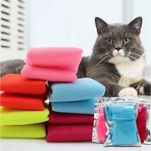 Bathing-Bag Cat Grooming Medicine Mesh Cat-Nail-Cutting 5-Colors Multifunction