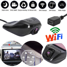 HD Hidden WiFi Car DVR Vehicle Camera Video Recorder USB Dash Cam Night Vision