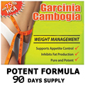 3 Bottles,  75% HCA pure extracts garcinia cambogia FAST slimming product,  slimming diet tea 1 bag for free diet