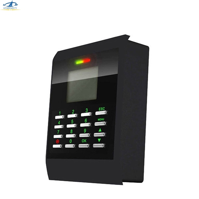 Hfsecurity Biometric Rfid Card Access Control Entry Door Alarm