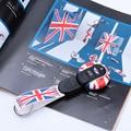 Ключ твердый переплет чехол для MINI Cooper 2014 F56 2015 F55 брелок Hardtop замена ключ зажигания брелок брелок Британский Стиль