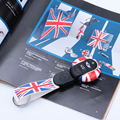 key hard cover case for MINI Cooper 2014 F56 2015 F55 keyfob Hardtop replacement key cap keychain keyholder British Style