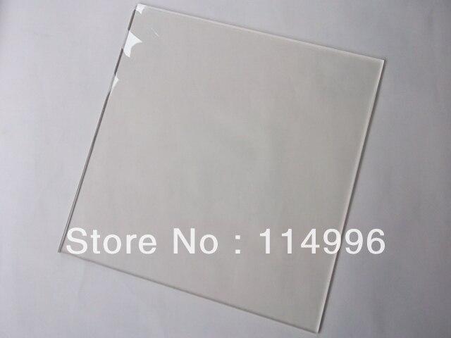 6pcs Lot Acrylic Plexiglass Clear Sheet 20 X 20 5mm