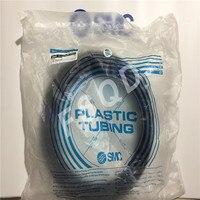 SMC pneumatic Black air hose TU1065B 20 Inside diameter 6.5mm External diameter 10mm Hose length 20m