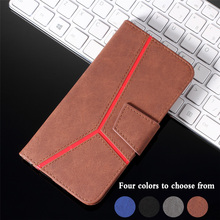 For Huawei P20 Pro Case Stitching Holster for Huawei P20 Lite Flip Wallet Phone Case Huawei P20 Magnetic Stander Card Slot Case pu leather case for huawei p20 case flip mobile phone cover sfor huawei p20 pro cases wallet for huawei p20 lite card slot coque