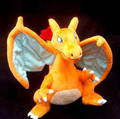 "New Pokemon Charizard 13 "" Plush Stuffed Animal boneca figura"