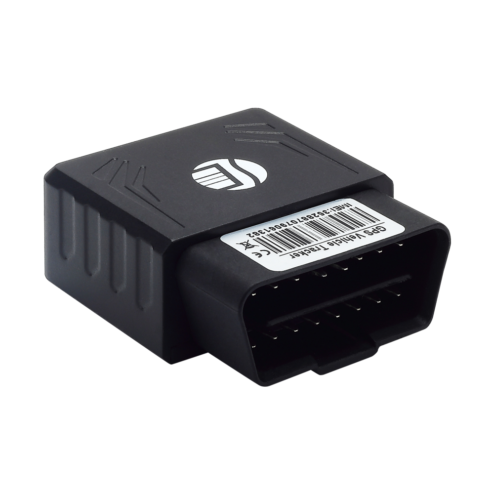Plug Play TK306 OBD GPS Tracker Car GSM Vehicle Tracking Device OBD2 16 PIN interface gps locator with platform APP