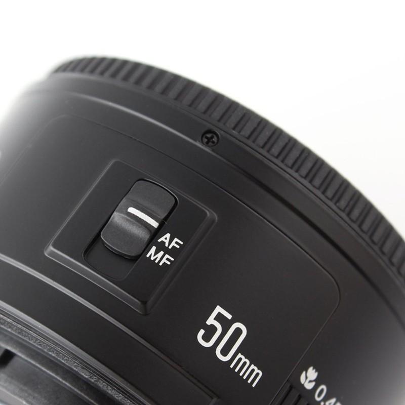 YONGNUO 50MM F1.8 Lens 11