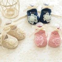 [RUBI DIY]DIY hand crochet knitted medium thick cotton warm baby neonatal wool shoes Handmade by RUBI