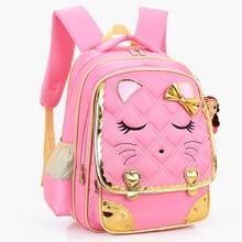 Mochilas Schoolbags Waterproof New Children School Bags For Girls Boys Backpack Kid Bag Girl Schoolbook Bag