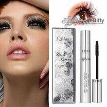 MOONBIFFY профессиональный макияж пушистый объем Косметика 3D черная Водостойкая тушь для ресниц удлинение подкручивание ресниц ресницы