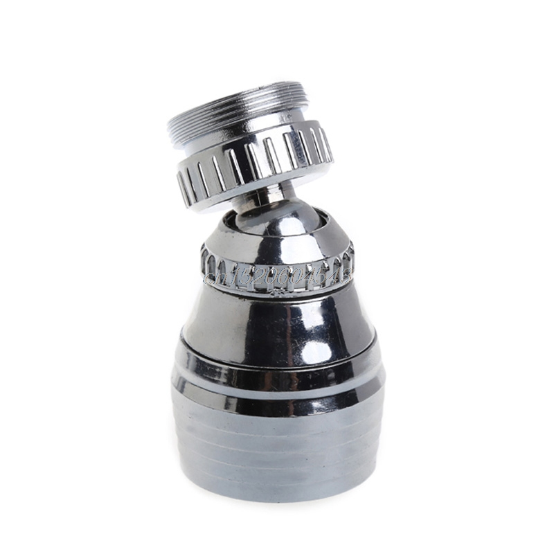 Shower Swivel Head Adapter Water Saving Tap Aerator Connector Diffuser Filter Aerator Faucet Nozzle Kitchen Accessories R06