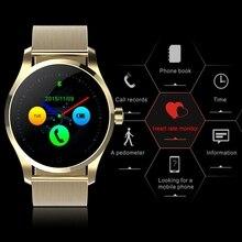 FLOVEME Bluetooth Smart Uhr Für iOS Android Phone Pulsmesser Schrittzähler Tragbare Geräte Wasserdicht Sport Smartwatch