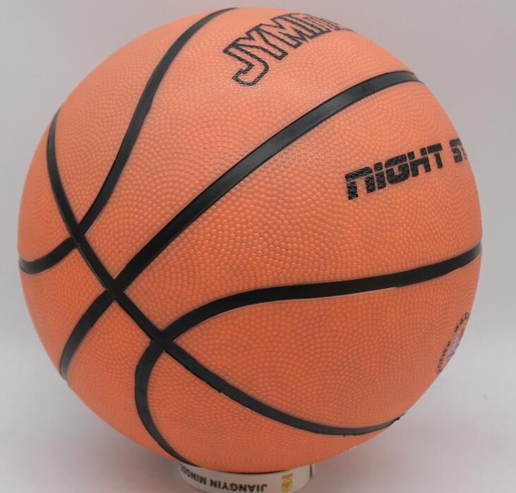 Light Up LED basketball size 7 rubber night play -in ...
