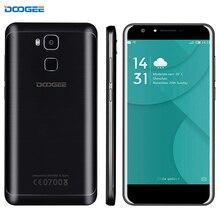 4 Г ROM DOOGEE Y6 16 ГБ + RAM 2 ГБ Идентификации Отпечатков Пальцев 5.5 дюймов Android 6.0 MTK6750 64-битный Окта ядро Dual SIM Сотовых Телефонов