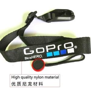 Image 3 - Pasek na szyję do aparatu na szyję/lina do Gopro Hero 9/8/7/6/5/4/3 SJCAM SJ4000 SJ6/8/9/10 S300 EKEN H9/7/6 do XiaoMi Yi 4K Mijia