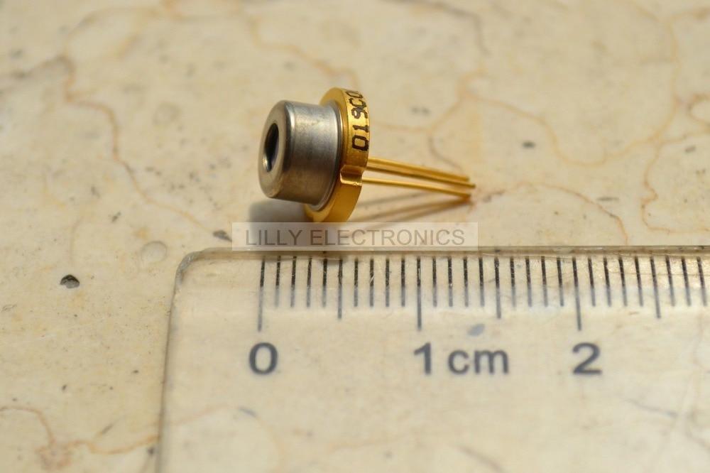 9,0 мм 1,0 Вт 808nm инфракрасный ИК лазерный диод до-5 с стеклом сверху DIY лаборатория