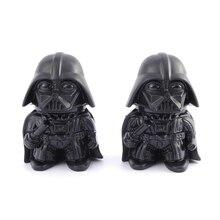 GERUI Star Wars Darth Vader Shape Herb Grinder Zinc Alloy Creative Design Tooth Tobacco Cigarette Smoking
